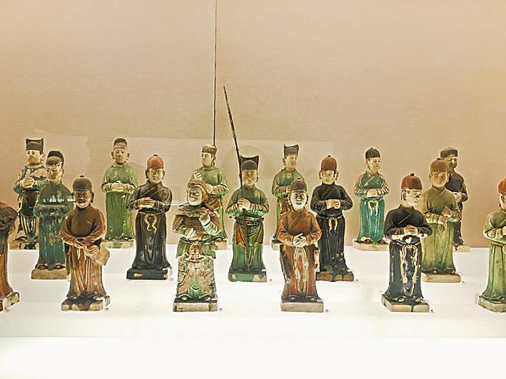 500余件陶俑再现蜀王世子生前尊崇