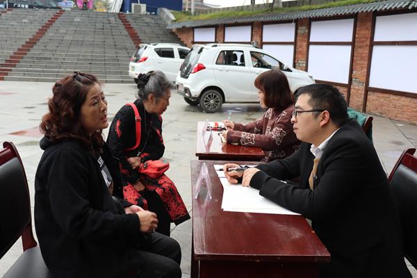 """广汉市:设立巡察接待点 """"开门纳谏""""问需于民"""