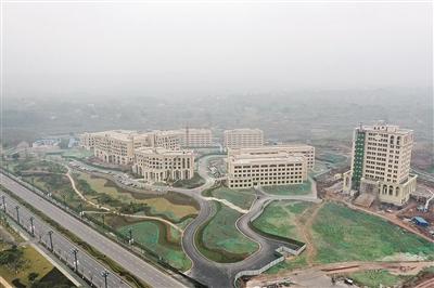 银杏酒店管理学院南溪校区一期本月底启用