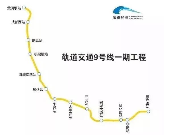 """2020年成都""""上新""""5条地铁线路 最新进展了解一下"""