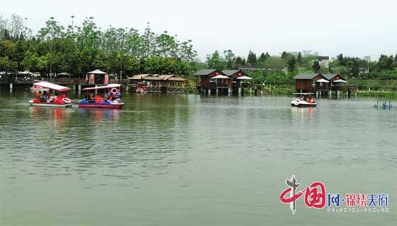 营山县大力推进文化旅游工作
