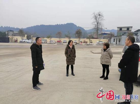 遂宁国家农业科技园区:深入开展专项督查 确保工作要求落实到位