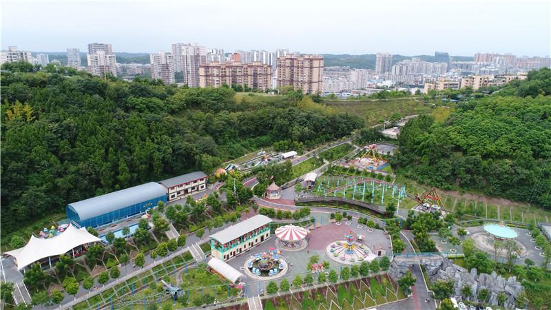 筑景成势 聚人兴业 公园城市建设的简阳路径和简阳表达