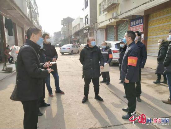 """蓬溪县任隆镇:宣传站点""""业务""""广 全镇齐心把""""疫""""防"""