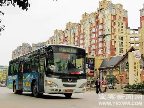 13日起 K01公交快线恢复运行
