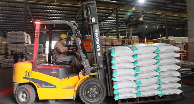 泸州:疫情防控重点保障企业有序复工