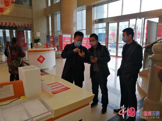 """蓬溪县财政局""""五举措""""打好疫情防控硬仗"""