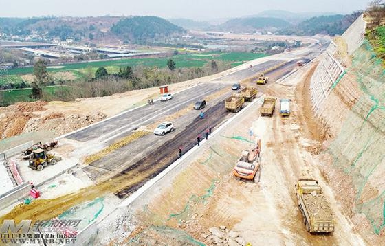 绵阳:145个项目掀起新一轮交通建设热潮