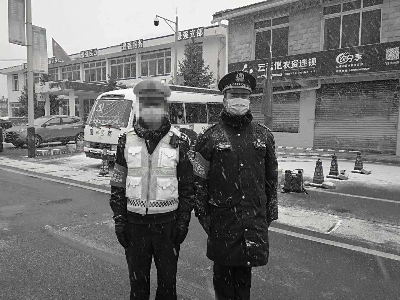 连续工作24小时  30岁民警牺牲在抗疫一线