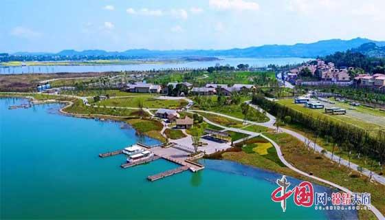 四川南充:巴蜀度假后花园•嘉陵江畔凤仪湾