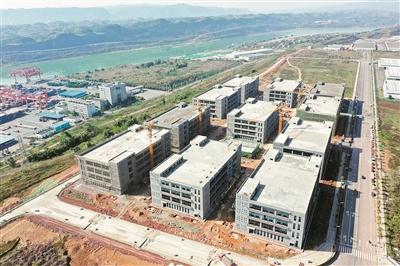 宜宾综合保税区加快建设