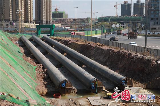 总投资18.4亿元 简阳市城乡居民饮水三年巩固提升工程已有序复工