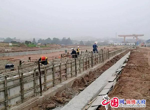 自贡市自流井区有序推进重大项目复工开工 复工率达100%