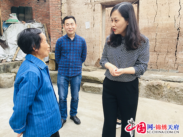 自贡贡井:用心帮助群众解决实际困难确保群众脱贫不返贫