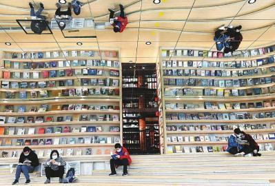 成都:书店读者数量正逐步恢复