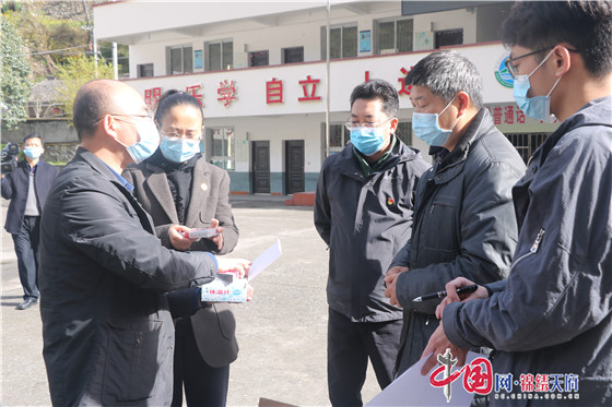 四川天一学院脱贫攻坚领导小组赴松潘县对接2020年帮扶工作