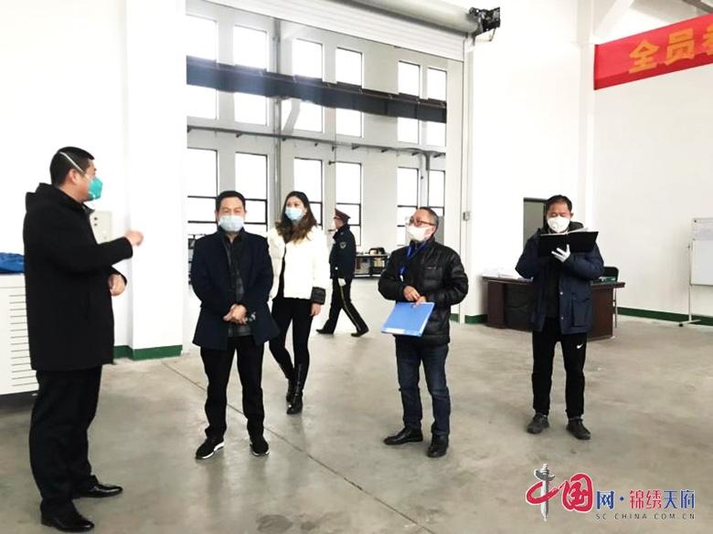"""聚焦党建服务水平 提升汽车产业功能区 综合党委""""四轮驱动""""助力企业发展"""