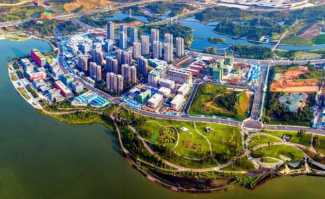 【聚焦成都两会】市人大代表刘任远:建设公园城市先行区 打造未来城市样板