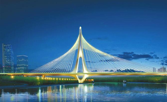 """3年后成都将再添一座""""网红桥"""""""