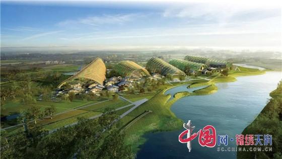 """成渝双城经济圈加持 成都新津建设""""成南新中心、创新公园城"""""""