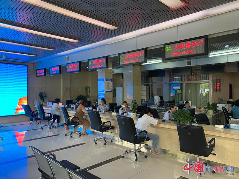 广元市区两级税务部门携手银行共解企业复产难题