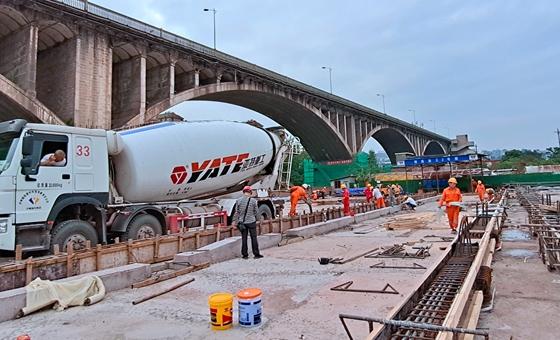 """探访泸州长江大桥维修整治最新进度 将怎样进行""""手术""""?"""