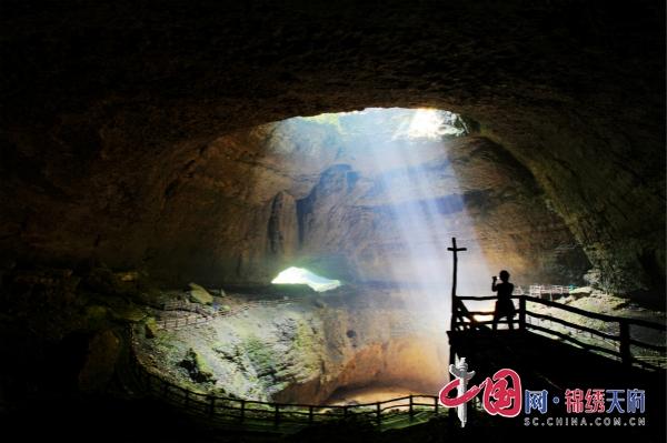 广元朝天:壮大文旅经济 助推高质量脱贫
