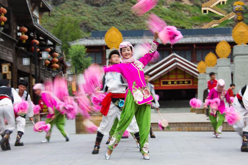 四川松潘:突出优势,精准发力,争创天府旅游名县