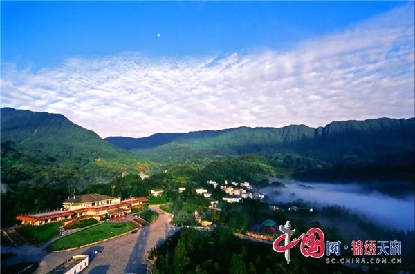 """雨城区:坚持""""1241""""思路 推进天府旅游名县创建"""