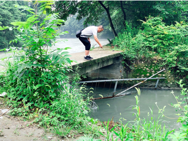 成都市郫都生态环境局:强化担当作为 全力保障汛期环境安全