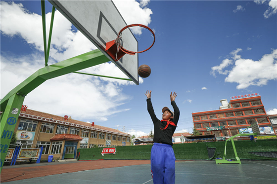 阳光体育乐满高原校园