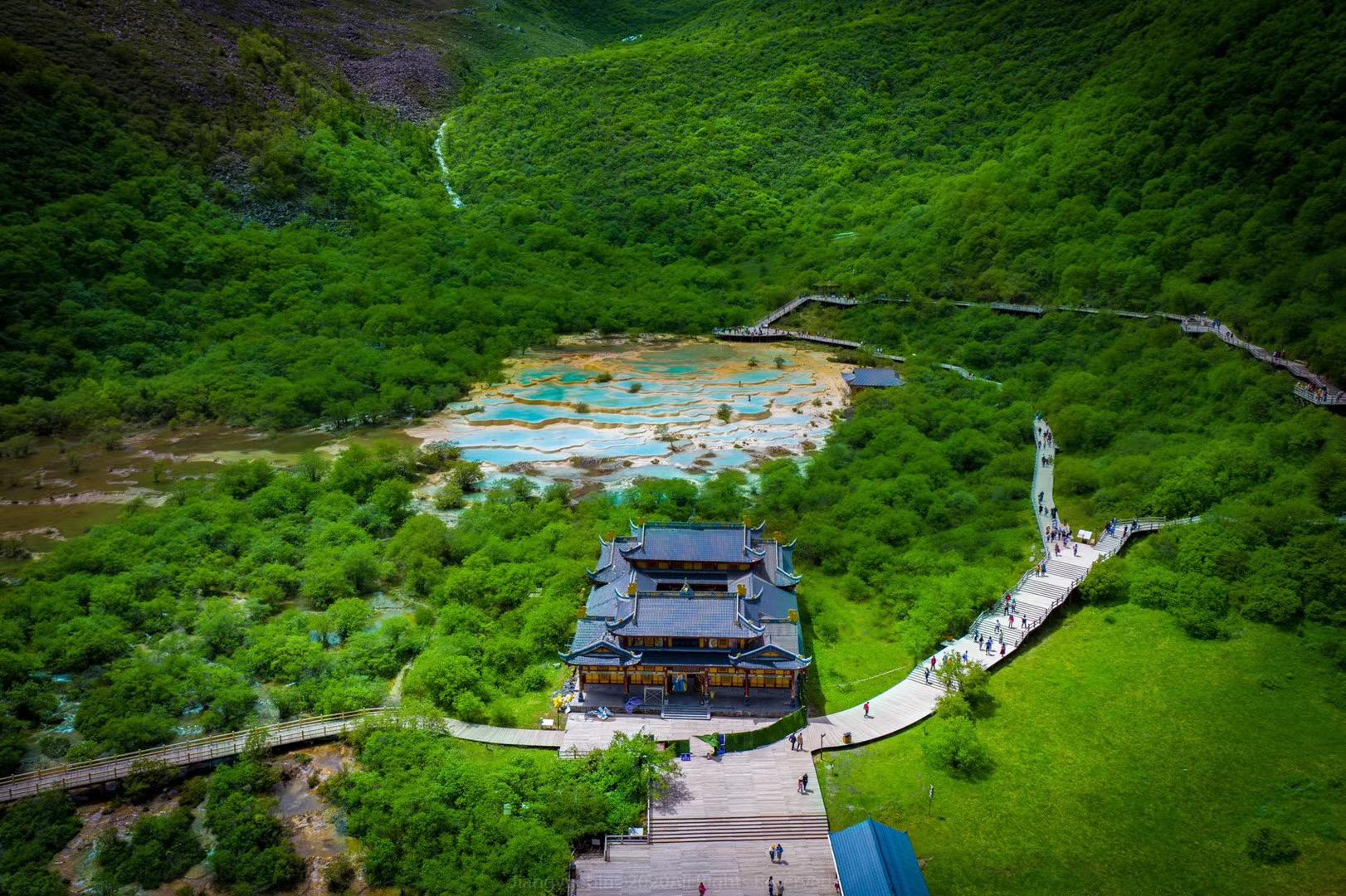 黄龙旅游推介会将于8月3日开幕 百企云集助力省际旅游复苏