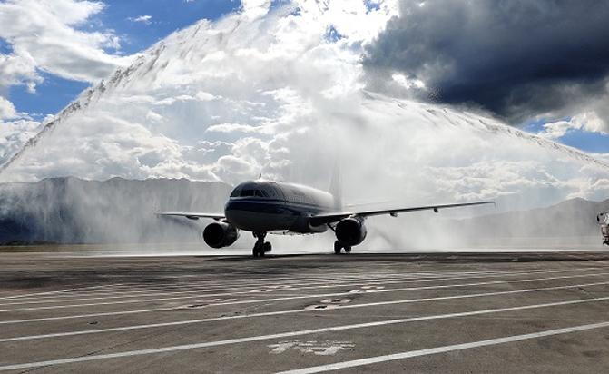 九寨黄龙机场恢复北京-九寨往返航线