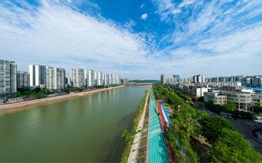 成都简阳市:打好污染防治攻坚战 生态环境持续向好