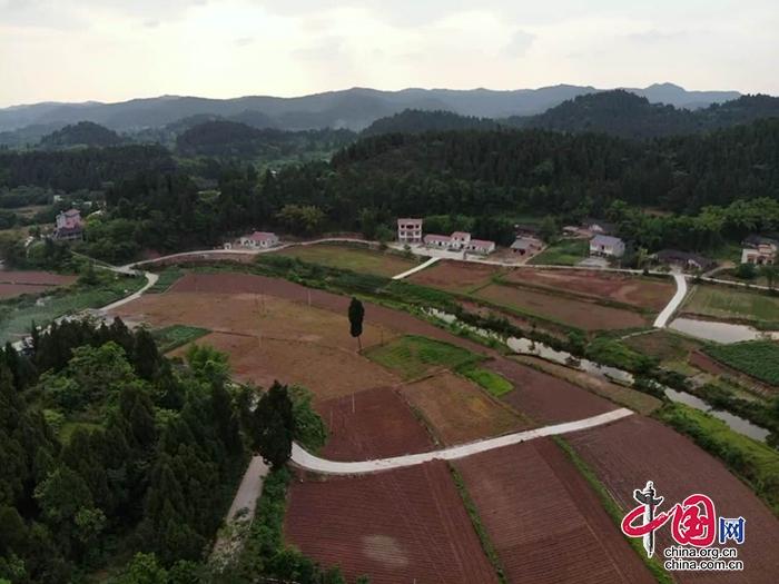 """官升镇牛家祠村:从穷山村到""""四好村""""的美丽变迁"""