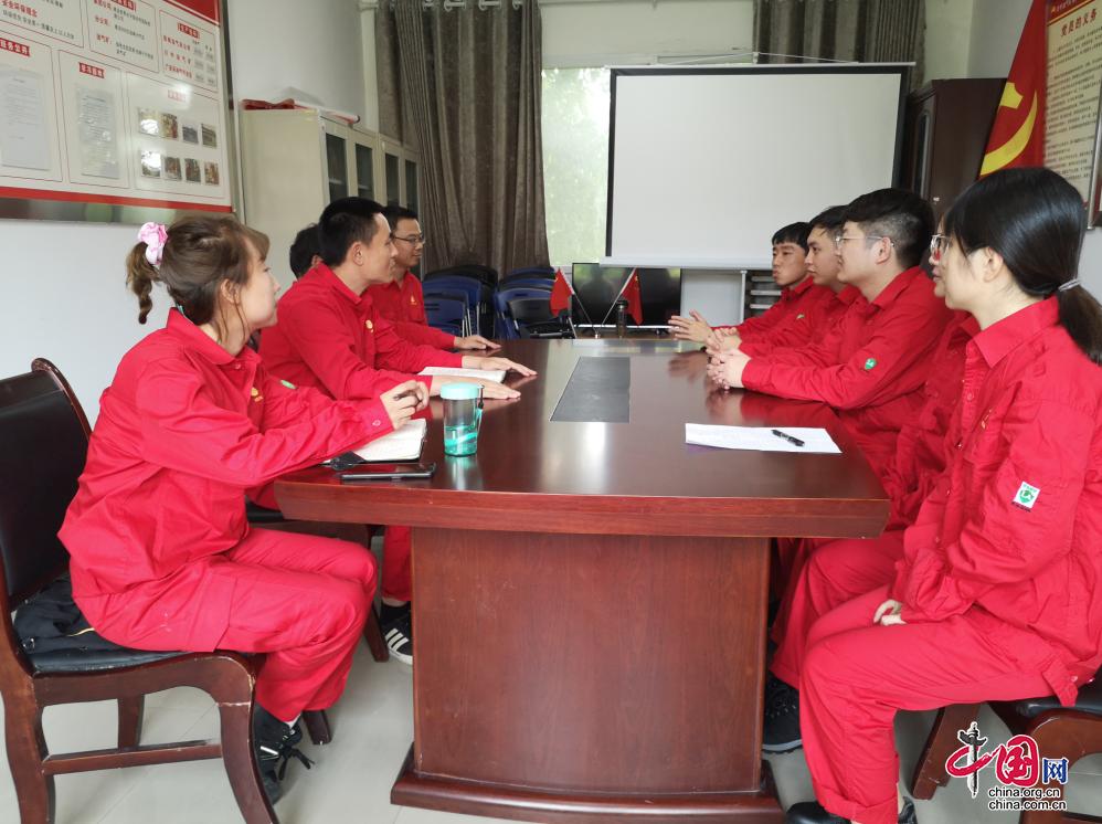 川中油气矿南广作业区开展2020年