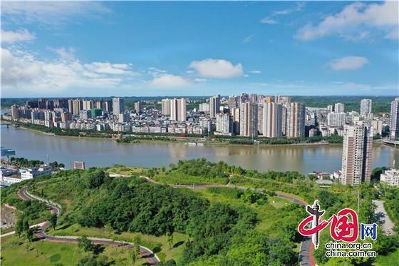 成都简阳市:与东部新区协同推进一体化发展 共建成渝相向发展桥头堡