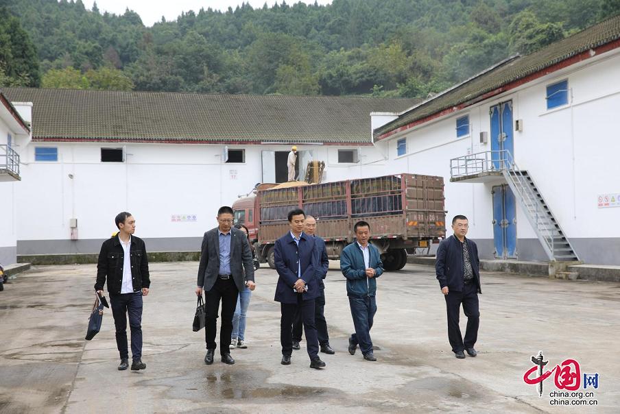 西充县纪委监委到一线监督源头 确保粮食安全
