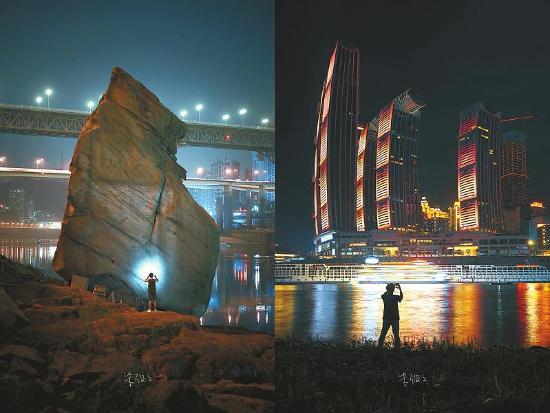 成渝变形记  一个95后摄影师的城市观察实验