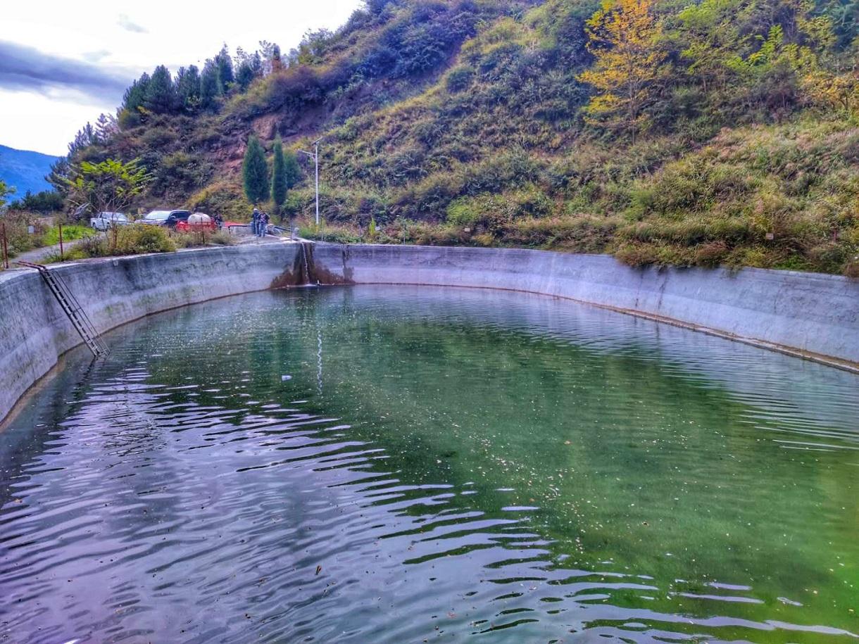 脱贫攻坚看阿坝|理县水塘村:路通了,水来了,日子美了