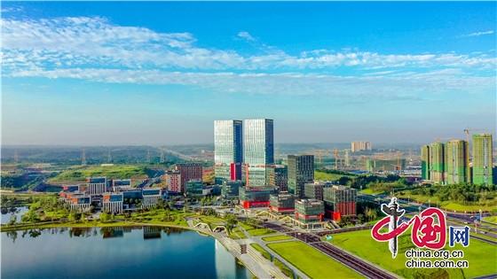 总投资100亿 中国电建西部区域总部项目落户天府新区