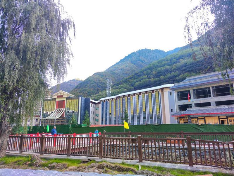 抓住灾后重建契机 九寨沟县漳扎镇加快建成国际生态旅游魅力小镇