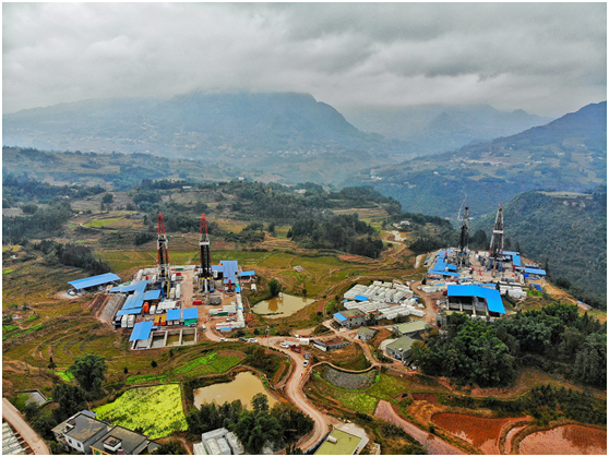20.26 million cubic meters! Sichuan Changning company ranks first in shale gas production in China
