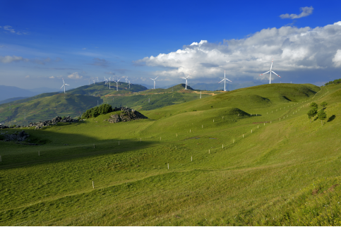 Sichuan Energy Investment Wind Power Huidong Company records power generation of 4 billion kwh