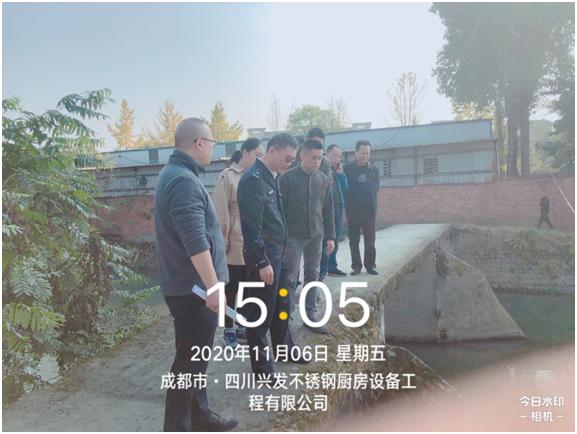 郫都区府河河长办召开2020年第三季度现场工作会
