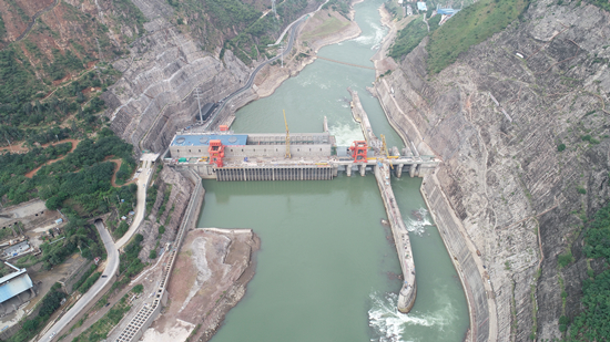 Nod for Jinsha Hydro-power Station to become impoundment facility