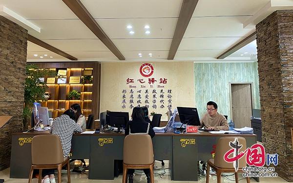 广元朝天区:全面推动社区党群服务中心亲民化改造