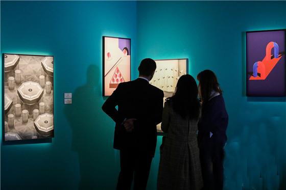 《双城记——成都重庆当代影像展》在成都金牛区开幕