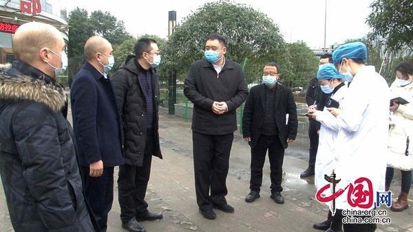 筠连县:扎实做好检查督导医疗机构疫情防控工作