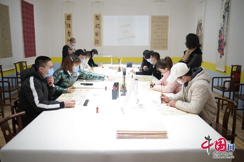 广汉市干部职工益趣课堂举行开班仪式